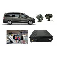 Buy cheap WIFI Router 4CH 720P Car DVR 3G / 4G GPS MDVR with Free software from Wholesalers