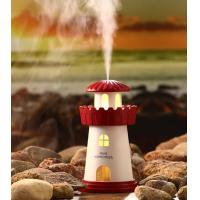 Quality New Arrival Home Use Creative 150ml OEM USB Mini Lighthouse Air Humidifier for sale