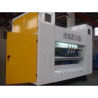 "Buy cheap Computerized ""Zero"" Score Type NC Thin Blade Slitter Scorer In Production Line from Wholesalers"