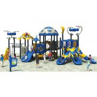 Buy cheap TUV Certified Outdoor Playground Equipment , KAI QI Kids Safety Playground Customized from Wholesalers