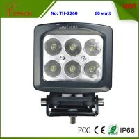 Buy cheap 60 Watt Square CREE LED Work Lamp (LED driving lamp) for Boat, Marine Ship, Polaris or Kawasaki ATV, UTV, SUV, Jeep from Wholesalers