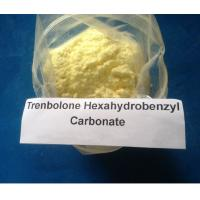 Quality 99% Purity Injectable Anabolic Steroids Trenbolone Hexahydrobenzyl Carbonate CAS 23454-33-3 wholesale