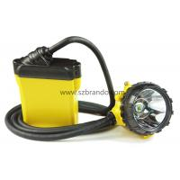 Buy cheap Safety miner cap lamp, KL12LM corded lamp from Wholesalers