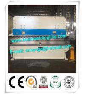 Buy cheap Sheet Hydraulic Metal Brake Press Machine , 200 T Steel Plate Bending Press from wholesalers