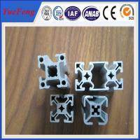 China China manufacturer Supply aluminum t slot extrusions, OEM/ODM aluminium extrusion industry on sale