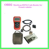 Buy cheap MaxiScan FR704 Code Reader for French vehicles from Wholesalers