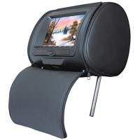 China DVD Player In Car Headrest With 7 Headrest LCD on sale