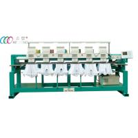 Buy cheap Industrial 6 Head Computerized Tubular Embroidery Machine / Equipment For Hats from Wholesalers