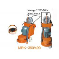 Buy cheap One Phase Concrete Floor Grinder In 220V / 50HZ / 60HZ With Vacuum Cleaner from Wholesalers