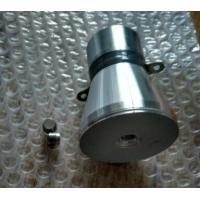 Quality Submersible High Power Ultrasonic Transducer , Ultrasonic Cleaner Transducer Long Life wholesale