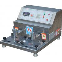 Buy cheap Stainless Steel Friction Tester In Abrasion Resistance Test Machine , High Speed from wholesalers