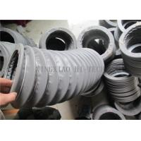 Buy cheap Grey Fabric Expansion Joint Bellows , Flexible Expansion Joint Material from Wholesalers