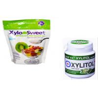 Buy cheap C5H1205 Food Additives Sweeteners , Xylitol ( Powder , Crystal , Liquid ) from wholesalers