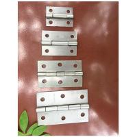 House Cabinet Iron Door Hinges Anti- Rust Oil Painting Commercial
