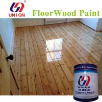 Buy cheap varnish glossy wooden floor paint from Wholesalers