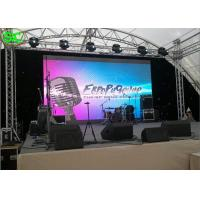 Buy cheap High Brightness P8 Outdoor Rental Led Display Rgb Video Event Decoration from wholesalers
