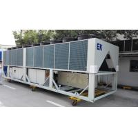 Quality 400 Tons Dual - Screw Air Cool Chiller Semi Hermelic Chiller Air Cooled wholesale
