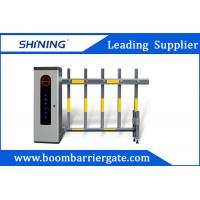 Buy cheap 60W 2 Fence Security Parking Lot Barrier Gate , Vehicle Boom Barrier For Outdoor from Wholesalers