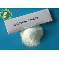 Buy cheap 99% Steroid Powder Clostebol Acetate Turinabol For Muscle Mass CAS 855-19-6 from Wholesalers