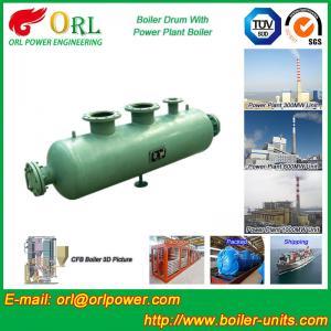Buy cheap 500 Ton coal steam boiler mud drum manufacturer from wholesalers