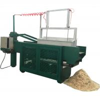 Buy cheap Automatic Electric Wood Shaving Machine For Poultry Bedding/Shavings making machine from wholesalers