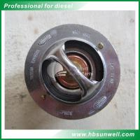 Buy cheap Dongfeng  Cummins ISDe diesel engines parts thermostat 5256423 from wholesalers