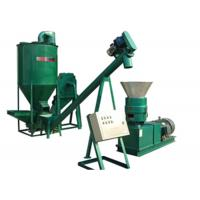 Buy cheap Small Wood Sawdust Machine / Wood Pellet Production Line Southeast Asia Market Popular Selling from Wholesalers