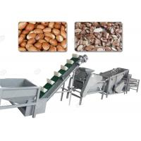 Buy cheap Argan Nut Shelling Machine Separator Commercial Pecan Crackers And Shellers from Wholesalers