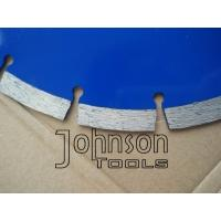 Buy cheap 10inch(250mm) Super Quality Diamond Saw Blade for Granite Cutting from wholesalers
