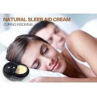 Buy cheap Natural Sleep Aid Cream Insomnia Disorder Treatments Ease Stress from wholesalers