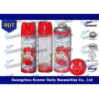 Buy cheap Home Aerosol Air Freshener Spray / hotel air freshener 2 years Validity from Wholesalers