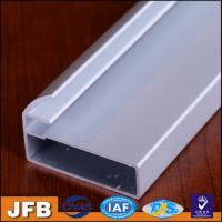Buy cheap Item L01E 3000meters anodized silver China manafacturer accessory kitchen cabinet door painting aluminium profile from wholesalers