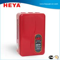 Portable electrical voltage stabilizers 500VA 220V wall hanging voltage protector