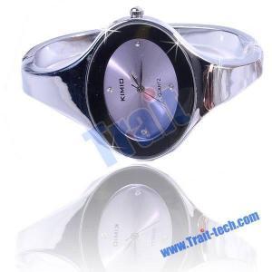 Buy cheap Elegant Simple Bangle Bracelet Wrist Watch Quartz Watch from Wholesalers