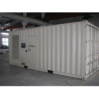 Buy cheap Water Cooled 1000KVA CUMMINS Diesel Generator Set Low Fuel Consumption Brushless from Wholesalers