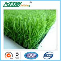 Buy cheap 14000 Dtex Playground Natural Artificial Grass  Synthetic Putting Greens from wholesalers