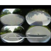 Quality 4 Channels DVR Car Rearview Camera System , 360 Degree HD Bird View Parking System wholesale