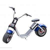 Quality Harley Citycoco self Balance Electric Scooter with Fat Tires , LG lithium battery wholesale