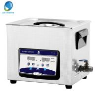 Buy cheap Adjustable Heater Ultrasonic Cleaning Device 10L 300 X 240 X 150mm Tank Size from Wholesalers