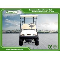 Buy cheap CE Comfortable Used Custom Golf Carts / Golf Buggies With Trojan Battery from wholesalers