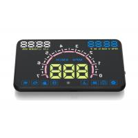 Buy cheap Large Scrren Multi Function Trip Computer E350 Hud Engine Failure Alarm PC + ABS from wholesalers