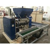 Buy cheap Easy Operation Plastic Film Slitting Machine Vertical Type 450mm Width from Wholesalers