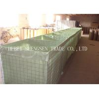 Buy cheap Low Carbon Steel Wire Gabion Baskets With Hexagonal Hole Fit Fencing from wholesalers