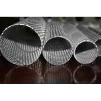 Quality 316L / 304 Stainless Steel Punching Pipes For Automobile / Motorcycle Silencers wholesale