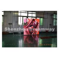 Quality SMD2525 PH 4 mm Indoor LED Screen Rental 5500 nits MBI5124 IC Video Play wholesale