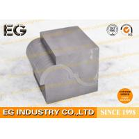 Quality Fine Grain Custom Graphite Ingot Molds , Grinding Wheel Metal Casting Molds for sale