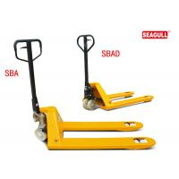 Quality 2.5 Ton - 3.5 Ton Hand Pallet Truck Manual Pallet Jack With CE Certificate wholesale