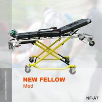 Buy cheap Aluminum Alloy High Strength Roll-in Self Collapsible Ambulance rescue stretcher from Wholesalers