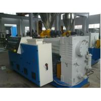 SJZ80/156 CONICAL DOUBLE SCEW PVC/WPC EXTRUDER