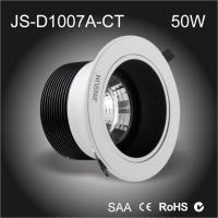 Buy cheap Led anti glare downlight electrical  LED downlight 50w cob led downlight adjustable from Wholesalers